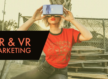 Augmented Reality and Virtual Reality in Marketing