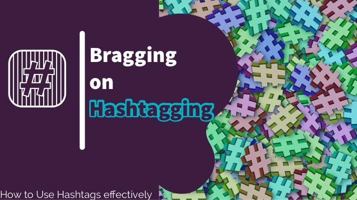 hashtag blog header
