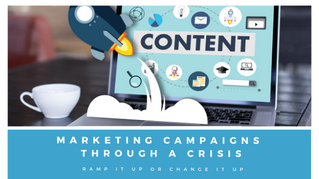 Marketing In A Crisis