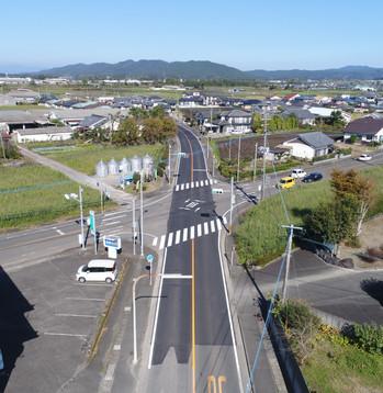 道適 第1号 高崎山之口線(飯起工区)舗装補修工事