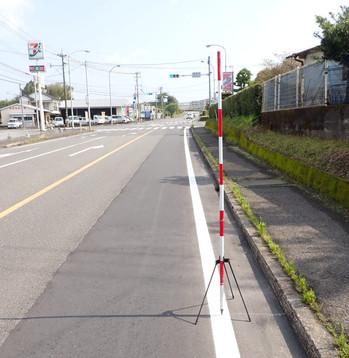建設R2第号 国道10号(石山地区)配水管布設工事