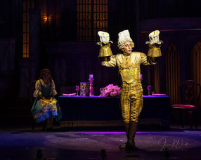 Beauty and the Beast - La Mirada Performing Arts Center (Laurie Veldheer and Josh Grisetti)