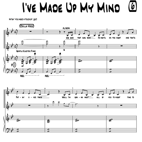 I've Made Up My Mind