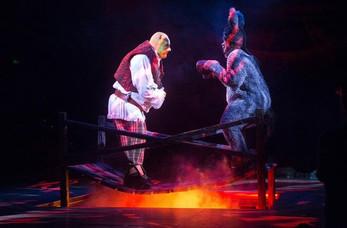 Shrek - North Shore Music Theatre (Lukas Poost and Dwayne Clark)
