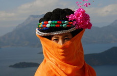 """The Mosuo Women: """"The Kingdom of Women""""."""