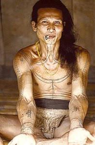 Mentawai Tattoos