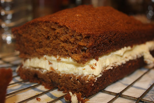 Gluten and Dairy Free Carrot Cake
