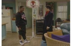 Martin Lawrence in the show Martin