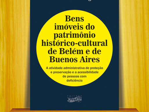 Livro mostra o patrimônio histórico-cultural de Belém e de Buenos Aires