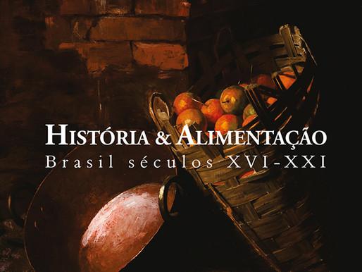 """Paola Carosella indica livro """"História & Alimentação"""""""