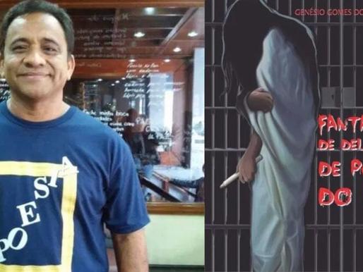 Policial paraense lança livro com histórias de visagens em delegacias do Estado