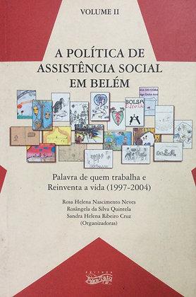 Política de Assistência Social em Belém - 2