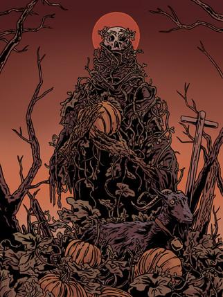 Patron Saint of Halloween