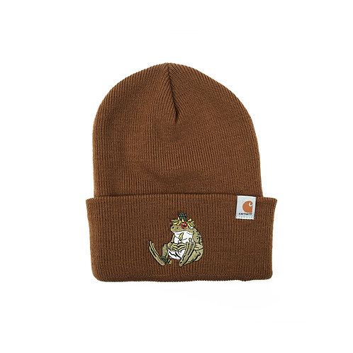 Council of Frogs Beanie