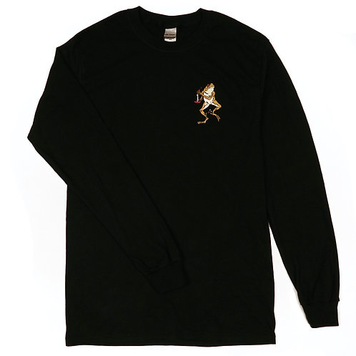 Council of Frogs Long Sleeve