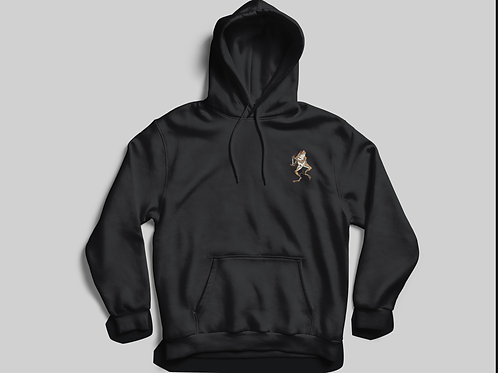 Council of Frogs Hoodie