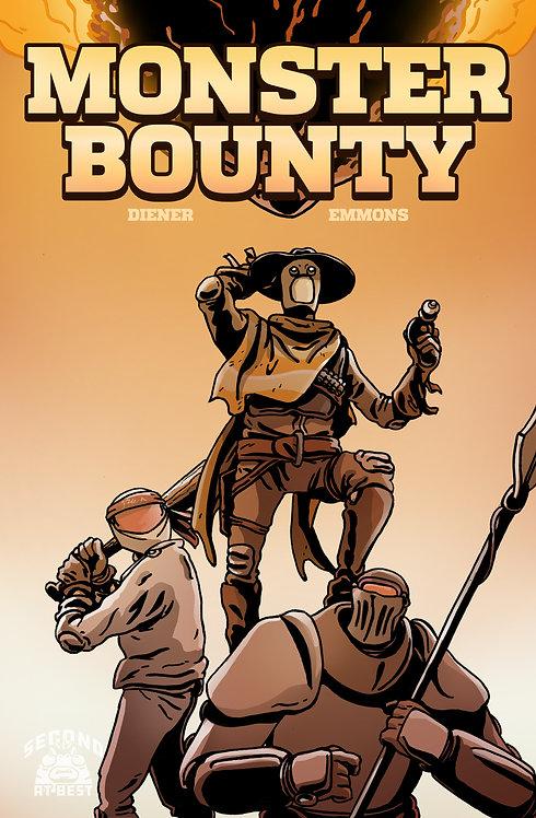 Monster Bounty (Print)