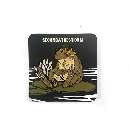 Council of Frogs Member Pin