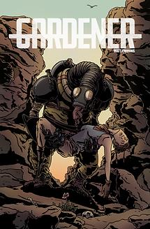 GARDENER #1 Cover