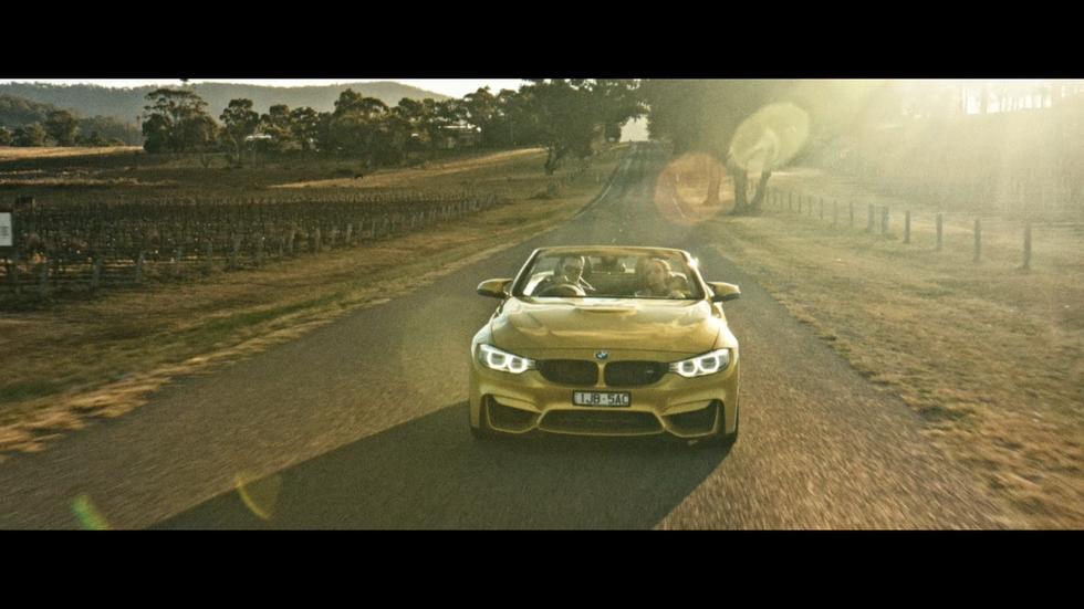 BMW M4 FILM