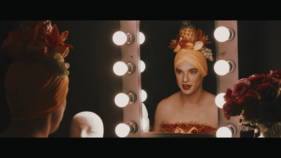 That Fella in the Tutti Frutti Hat | A Robert Roworth Film
