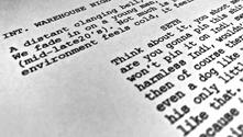 No Witnesses | Excerpts