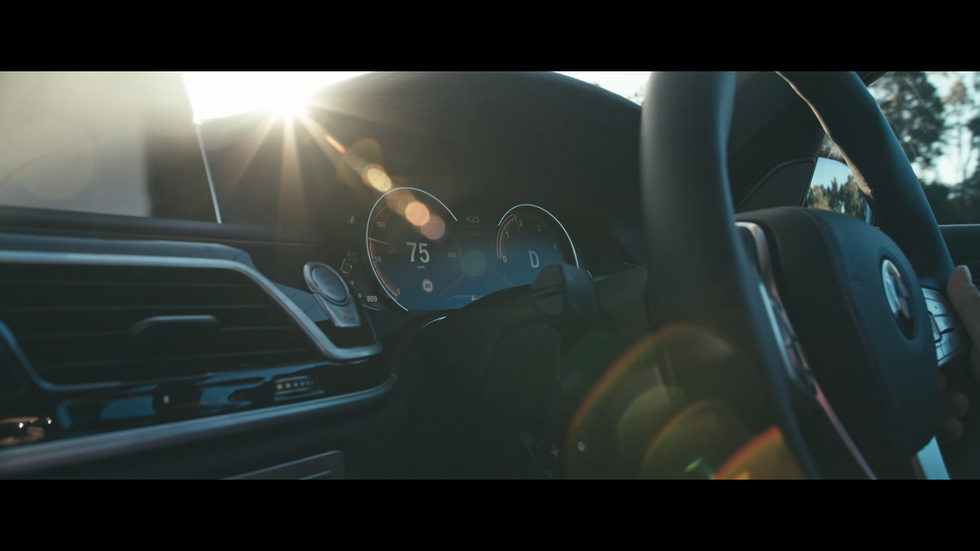 BMW 7 SERIES FILM