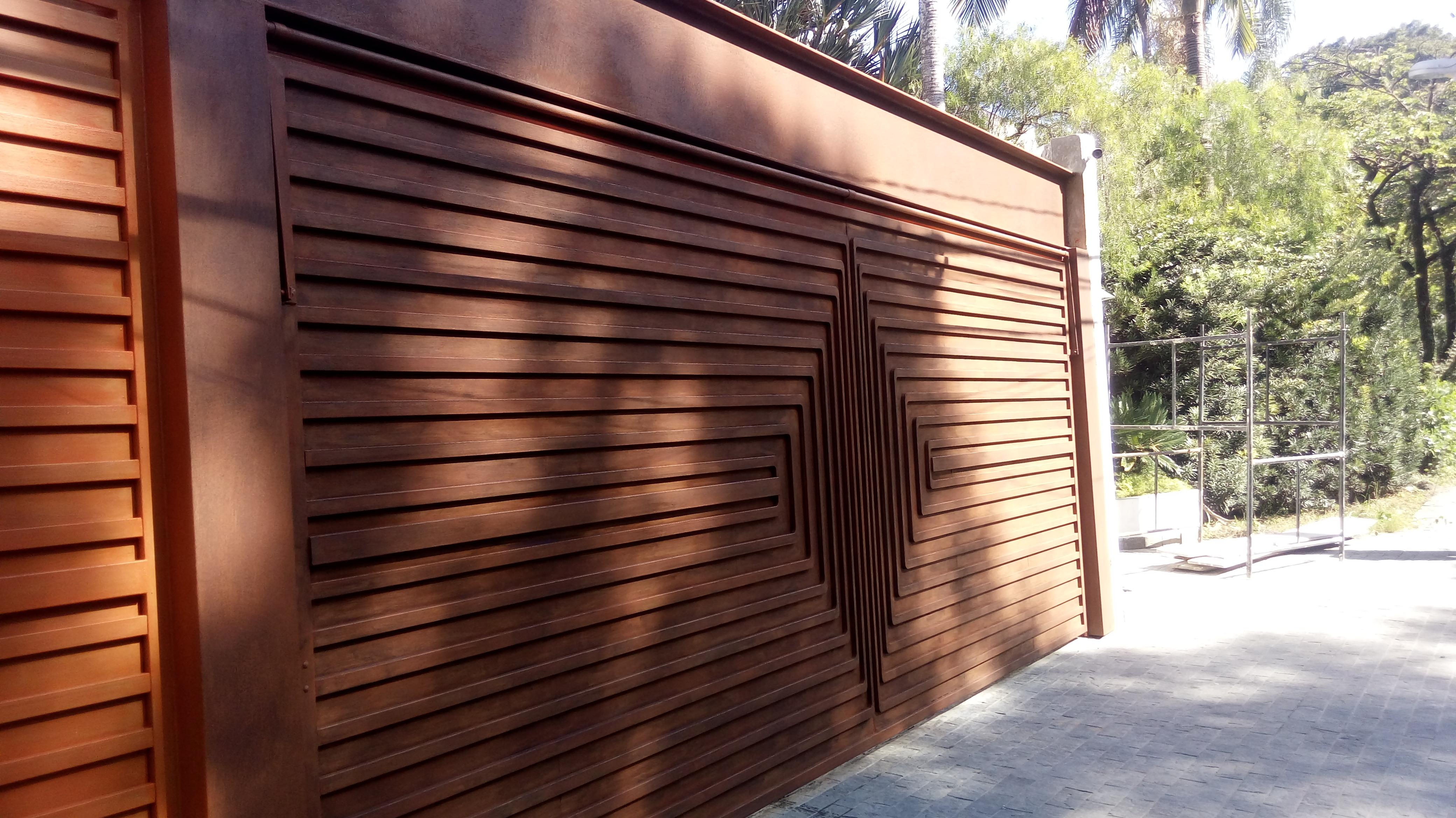 Refordec_portão fachada