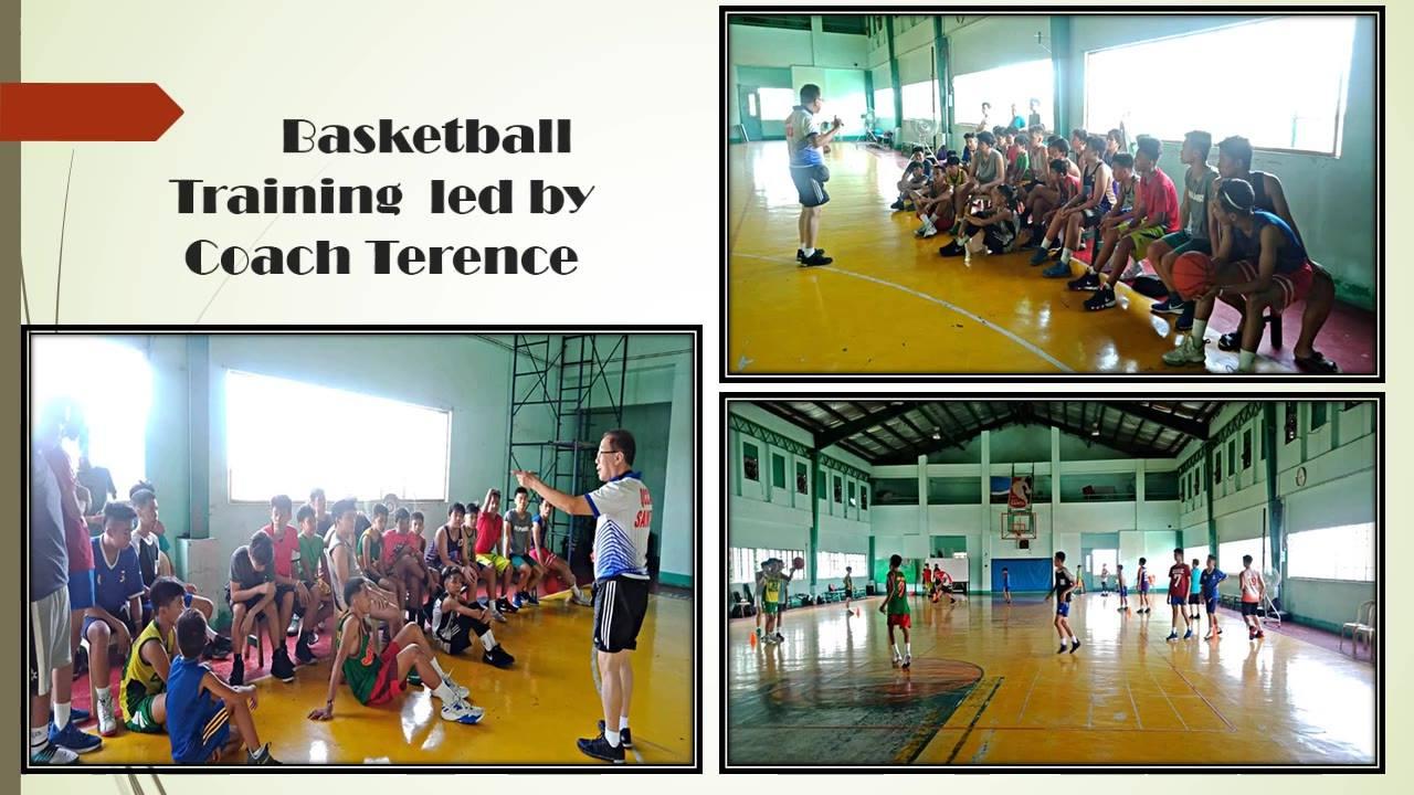 Basketball Fellowship