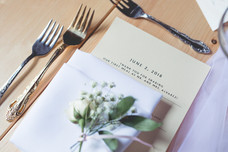 How to handle divorced parents or tricky families at your wedding