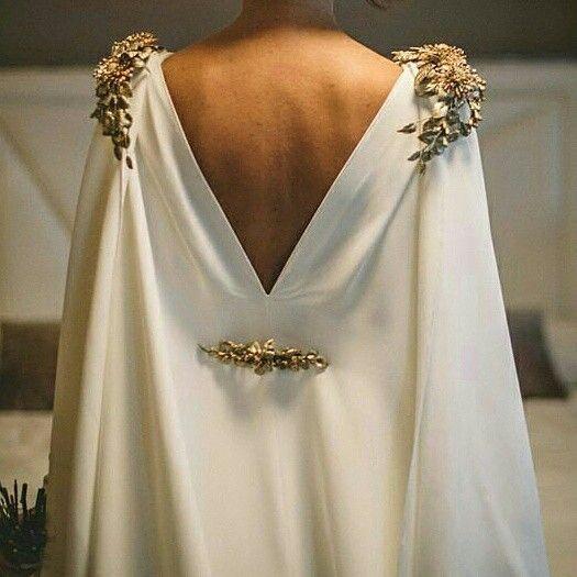 Glamour cape