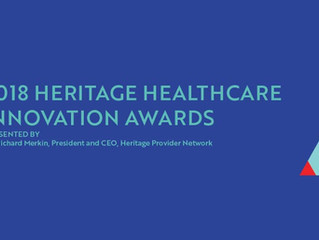 TeliStat's Founder Nominated for Heritage Award - CRAIN'S Business