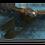 Thumbnail: The Eagle's Gift (60cm x 90cm Canvas Print)