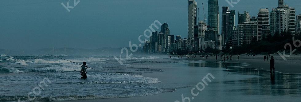 Grey Surfers Paradise