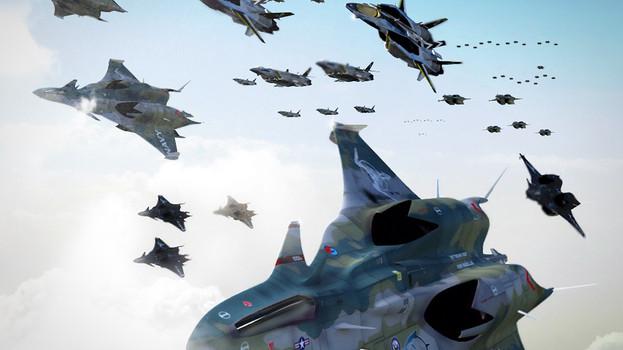 Navy Attack Fleet