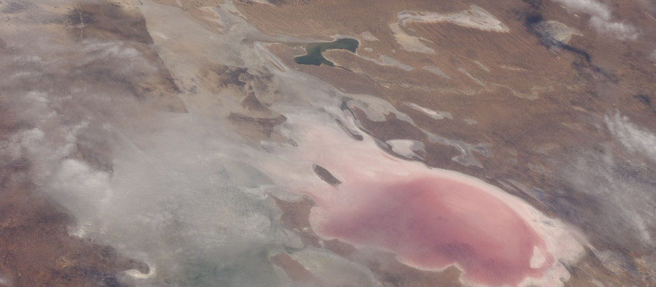 Floods of Lake Eyre