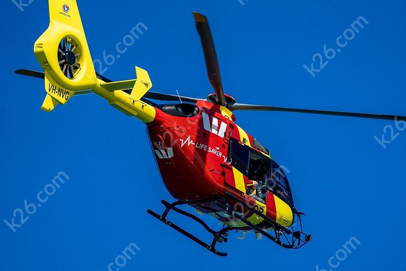Westpac chopper