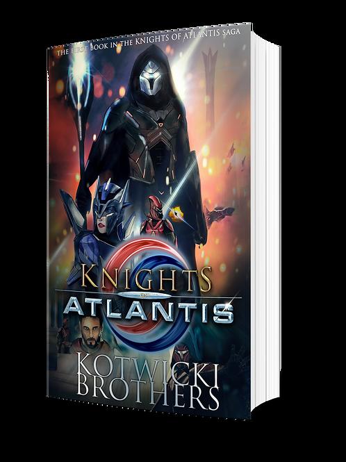 Knights of Atlantis (eBook Novel)