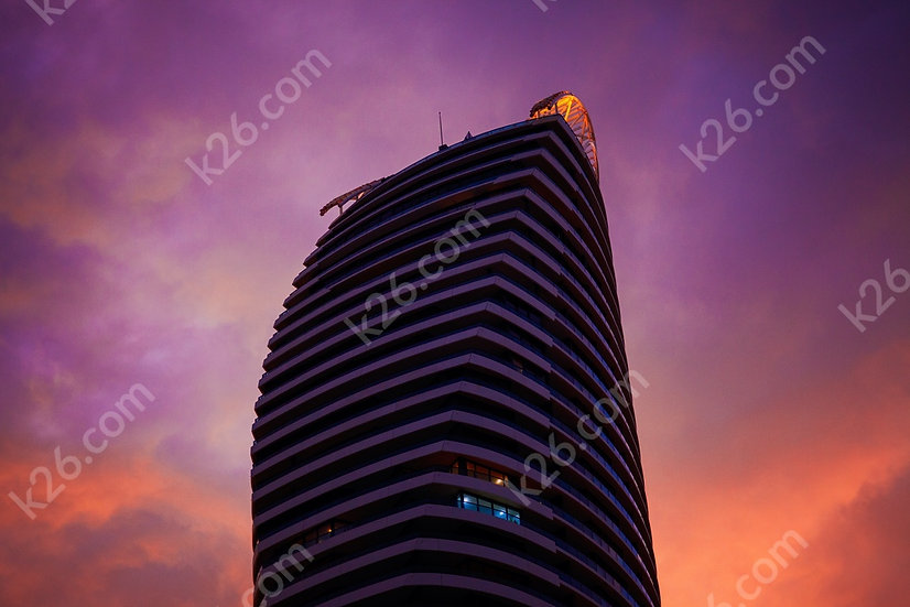 Peppers Broadbeach (the Oracle towers)