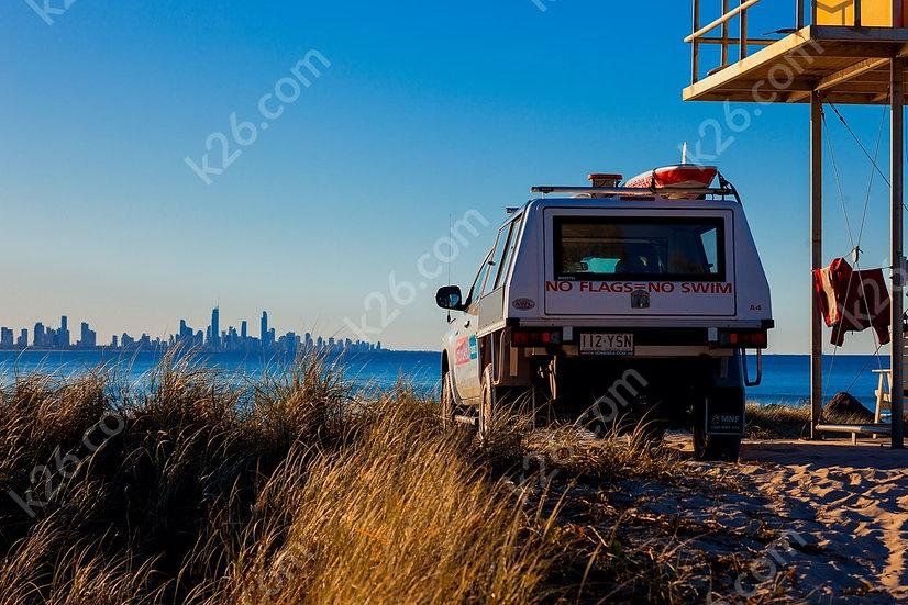 Gold Coast lifeguards