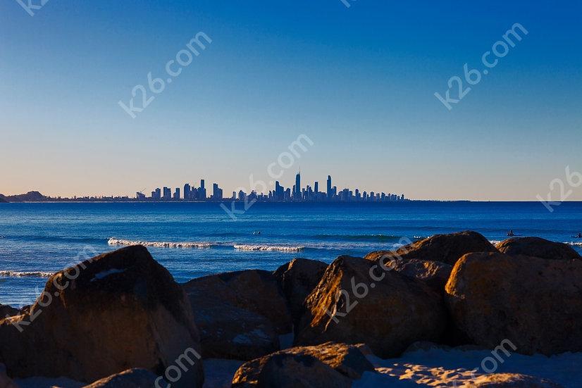 Gold Coast skyline