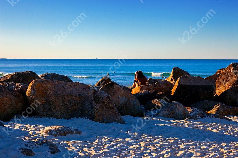 Peaceful Coral Sea