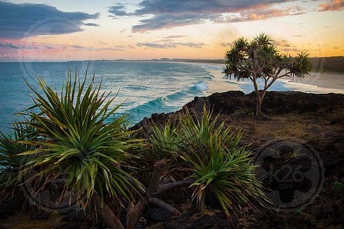Fingal Head beach