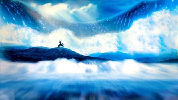 Athos on the Ka sea floor