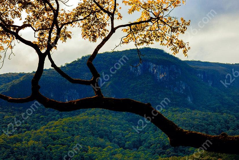 Hinterland valley