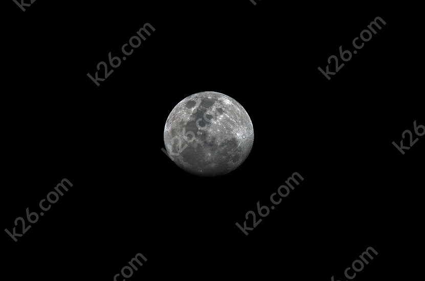 Moon over Springbrook