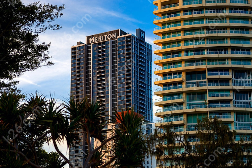 Meriton Southport tower