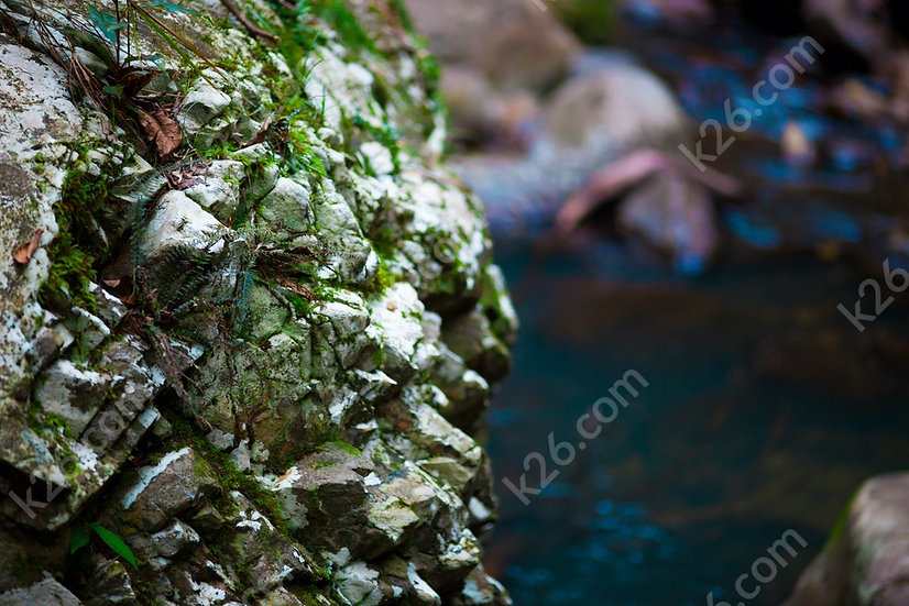 Gorge Falls rocks