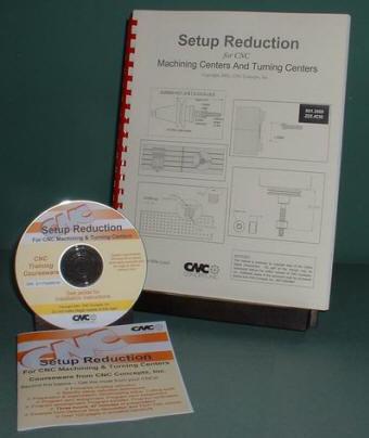 CD-Rom Course: Setup Reduction