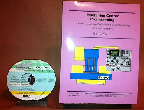 CD-Rom Course: Machining Center Programming